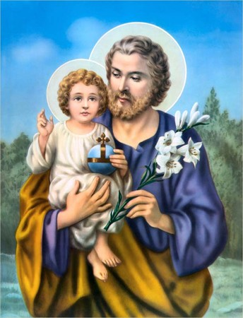 St Joseph Our Heavenly Patron